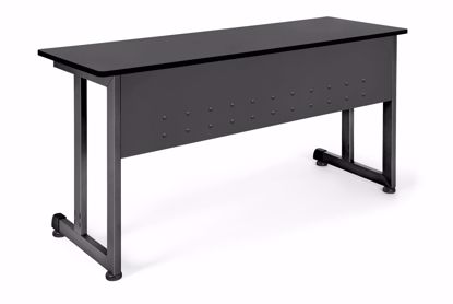 Picture of 20 X 55 TRAINING TABLE - GRAPHITE