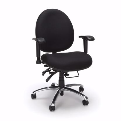 Picture of 24/7 CHAIR - 206-BLACK