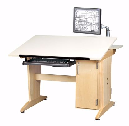 Picture of DRAFT/DRAW TABLE TWR W/ARM & UDK
