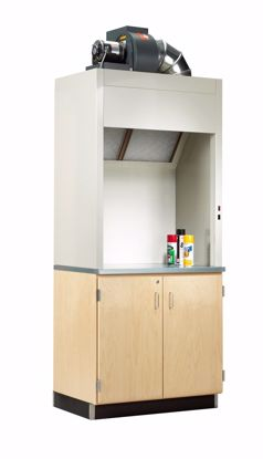 Picture of PAINT HOOD CABINET W/PAINT HOOD