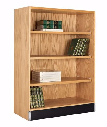 "Picture of OPEN SHELF FLOOR ST UNIT - 48""-OAK"